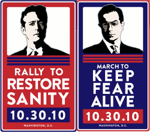 Colbert-Stewart_2010_DC_rally_posters
